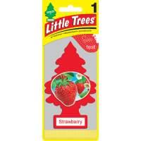 "Little Trees U1P-10312-RUSS Ароматизатор ""Живая клубника"" (Strawberry)"