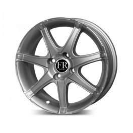 FR design 452/01 6.5x15/4x100 ET45 D54.1 Silver