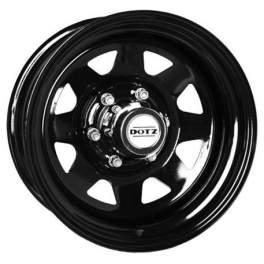 Dotz Dakar 7x16/6x139.7 ET13 D110 dark