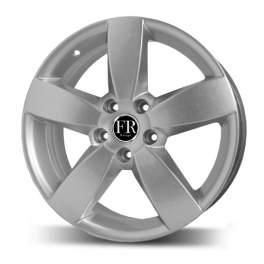 FR replica HND513 7x17/5x114.3 ET46 D67.1 Silver