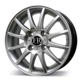 FR replica GM872 6x15/4x114.3 ET44 D56.6 Silver