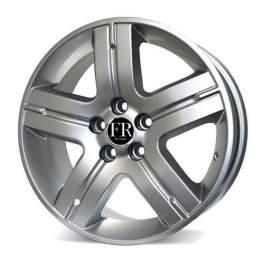 FR replica SB543 6.5x16/5x100 ET48 D56.1 Silver