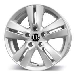 FR replica H561 7x16/5x114.3 ET50 D64.1 Silver