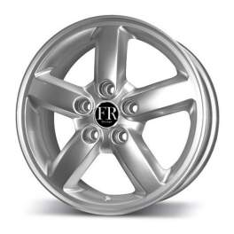 FR replica HND596 6.5x16/5x114.3 ET46 D67.1 Silver