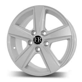 FR replica TY230 6.5x16/5x114.3 ET45 D60.1 Silver