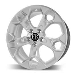FR replica FD119 7.5x17/5x108 ET50 D63.4 Silver