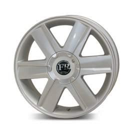 FR replica RN579 6x15/4x100 ET43 D60.1 Silver