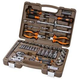 Набор инструментов универсальный 69 предметов Ombra OMT69S