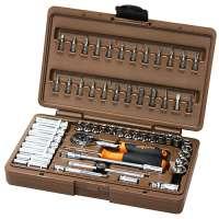 Набор инструментов универсальный 57 предметов Ombra OMT57S