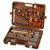 Набор инструментов универсальный 150 предметов Ombra OMT150S