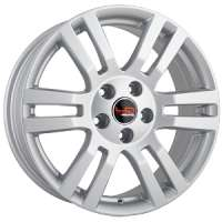 LegeArtis Optima NS68 7x17/5x114.3 ET45 D66.1 Sil