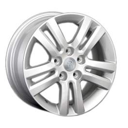 Replay MZ11 6.5x16/5x114.3 ET50 D67.1 Sil
