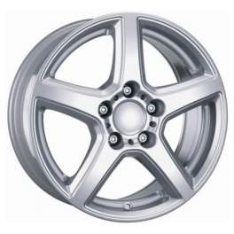 Alutec B 7.5x16/5x112 ET37 D66.6 Polar Silver