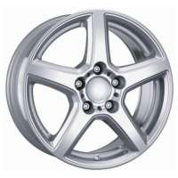 Alutec B 8x17 / 5x112 ET45 DIA 66,5 Polar Silver