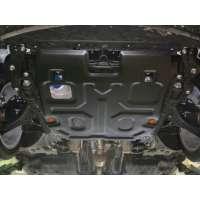 Защита картера Honda, АВС-ДИЗАЙН (18.762.C2)