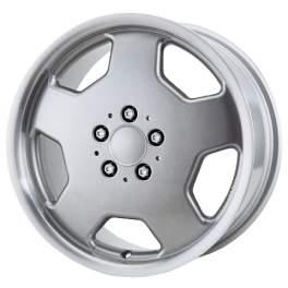 Alutec DTM7 7.5x17/5x112 ET35 D66.6 Silver