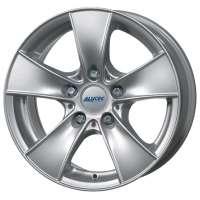 Alutec E 7x16 / 5x120 ET45 DIA 72,6 Polar Silver