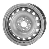 Trebl 6445 6x15/4x100 ET39 D56,6 Silver