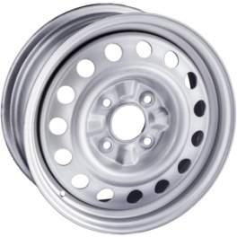 Trebl 8075 6x15/4x114,3 ET43 D67,1 Silver