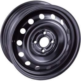 Trebl 64A49A 6x15/4x100 ET49 D56,6 Black