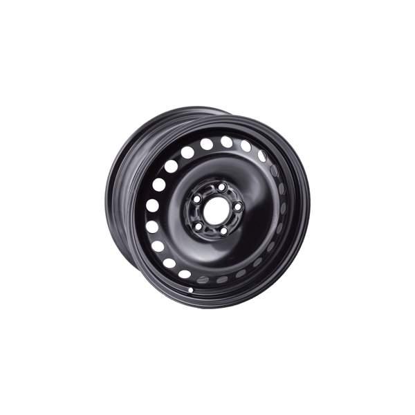 Штампованный диск Trebl 7710 6x15/5x105 D56.6 ET39 Black - фото 3