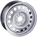Trebl 8873 6,5x16/5x114,3 ET50 D66,1 Silver