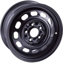 Trebl 9552 6,5x16/5x100 ET48 D56,1 Black