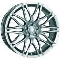 ATS Champion 8.5x18/5x110 ET30 D65.1 Sterling Silver
