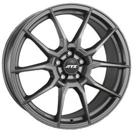 ATS Racelight Grau 8.5x18/5x108 ET38 D75.1 Racing Grau Lackiert
