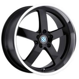 Beyern Rapp 9.5x19/5x120 ET45 D72 Gloss Black