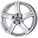 Alutec Shark 8x18/5x100 ET35 D63.3 Sterling Silver