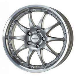 Alutec Kyro5 7x15/4x108 ET15 D65.1 Polar Silver