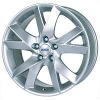 Alutec Lazor 6.5x16/4x100 ET40 D63.3 Polar Silver