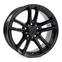 Alutec X10 7.5x17/5x120 ET37 D72.6 Racing Black