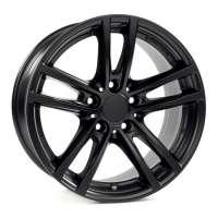 Alutec X10 8x18/5x120 ET30 D72.6 Racing Black