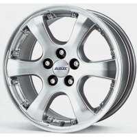 Alutec Leon 8x17/5x114.3 ET37 D76.1 Sterling Silver