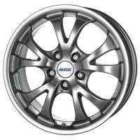 Alutec Nitro 6.5x15/5x114.3 ET44 D70.1 Sterling Silver