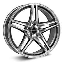 Borbet XRT 8x18/5x108 ET40 D72.5 Graphite polished