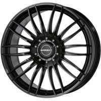 Borbet CW3 8.5x19/5x120 ET45 D72.5 Schwarz Glanez