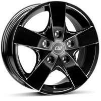 Borbet CWF 6.5x16/5x130 ET60 D78.1 Black glossy