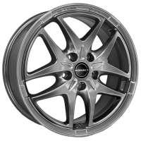 Borbet Xb 7.5x17/5x112 ET47 D57.1 Metal Grey