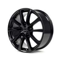 Borbet LV5 7x17/5x120 ET35 D72.5 Black glossy