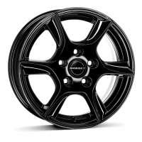 Borbet TL 6.5x16/5x114.3 ET50 D67.1 Black glossy