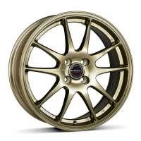 Borbet RS 7x17/4x100 ET35 D64.1 Bronze matt