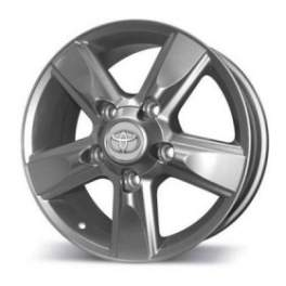 FR replica 565-TY60 8.5x20/5x150 ET45 D110.2 Silver