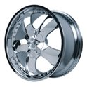 FR design M116 8.5x20/6x139.7 ET15 D110.5 Chrome