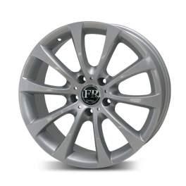 FR replica B036 8x18/5x120 ET30 D72.6 Silver