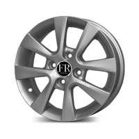 FR replica HND622 5,5x14 / 4x100 ET46 DIA54,1 Silver