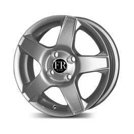 FR replica OPL755 6x15/4x100 ET39 D56.5 Silver
