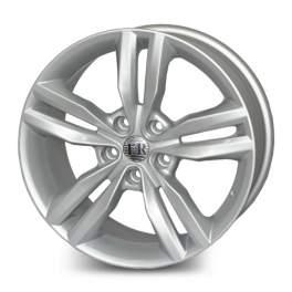 FR replica VW956 7.5x17/5x112 ET45 D57.1 Silver